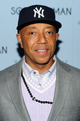 Actor Russell Simmons