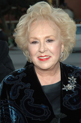 Actor Doris Roberts