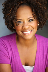 Actor Karen Malina White