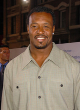 Actor Willie McGinest