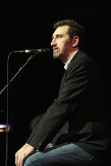 Actor Jimmy Nail
