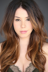Actor Jillian Rose Reed