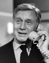 Actor George Gaynes
