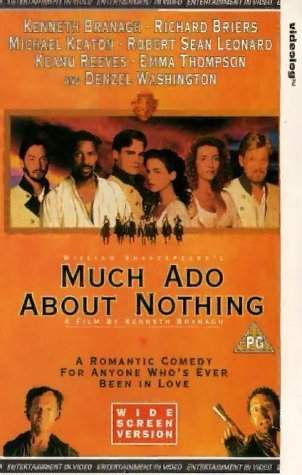 much ado about nothing thoughtful laughter Why should you care about what benedick says in william shakespeare's much ado about nothing don't worry, we're here to tell you.