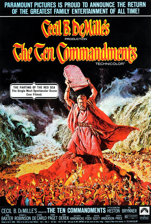 download the ten commandments movie for ipodiphoneipad