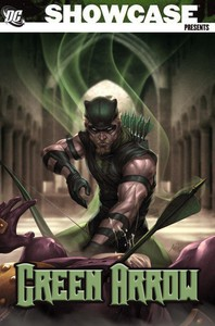 DC Showcase: Green Arrow