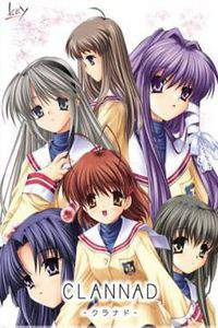 clannad movie cover