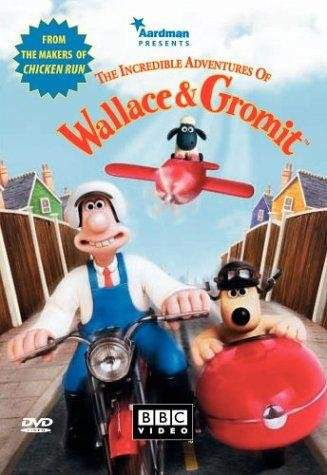 New wallace and gromit movie