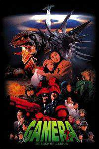 Gamera 2: Attack of the Legion
