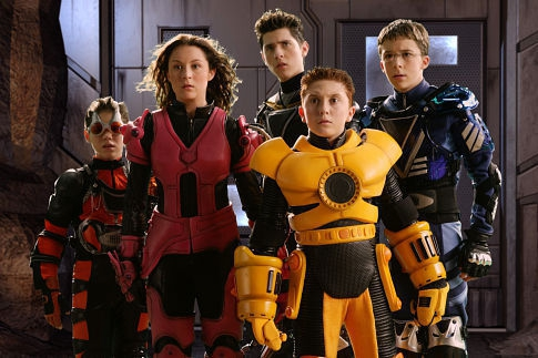 Watch Spy Kids 3 D Game Over 2003 Full Movie Online Or