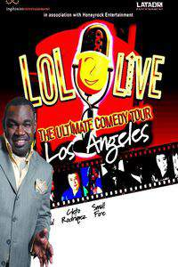 LOL Live: The Ultimate Comedy Tour, Los Angeles