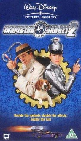download inspector gadget 2 movie for ipod iphone ipad in
