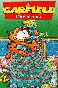 a_garfield_christmas_special movie cover
