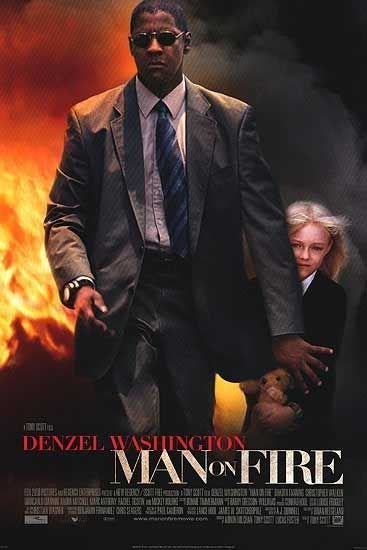 Watch man on fire online for free