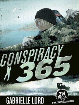 Conspiracy 365 COMPLETE HARDCOVER by Gabrielle Lord 12 Book SET - Jan-Dec