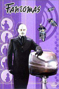 fantomas movie cover