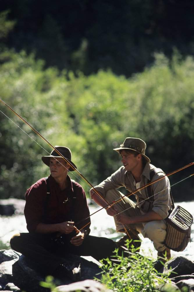 a comparison of the brothers norman and paul in a river runs through it a movie by robert redford In both the movie, directed by robert redford,  a river runs through it by norman  the relationship between two brothers the younger brother paul has.