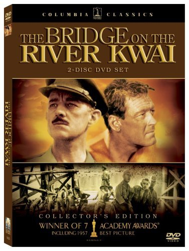 an analysis of a bridge over the river kwai Blu-ray review htf blu-ray review: the bridge on the river  the final analysis the bridge on the river kwai is a time-honored classic  over.