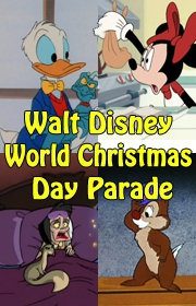 Download Walt Disney World Christmas Day Parade movie for ...