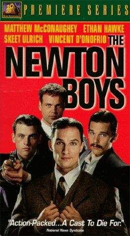 watch the newton boys 1998 full movie online or download fast