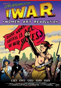 women_art_revolution movie cover