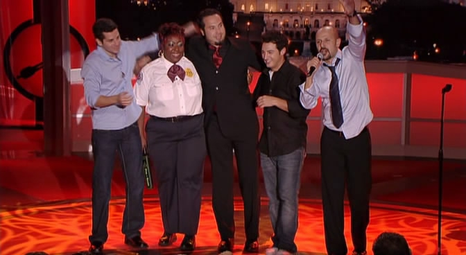 The Axis Of Evil Comedy Tour Watch Online