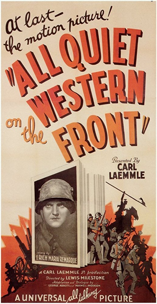 Analytical essay all quiet on the western front