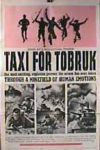 Taxi for Tobruk