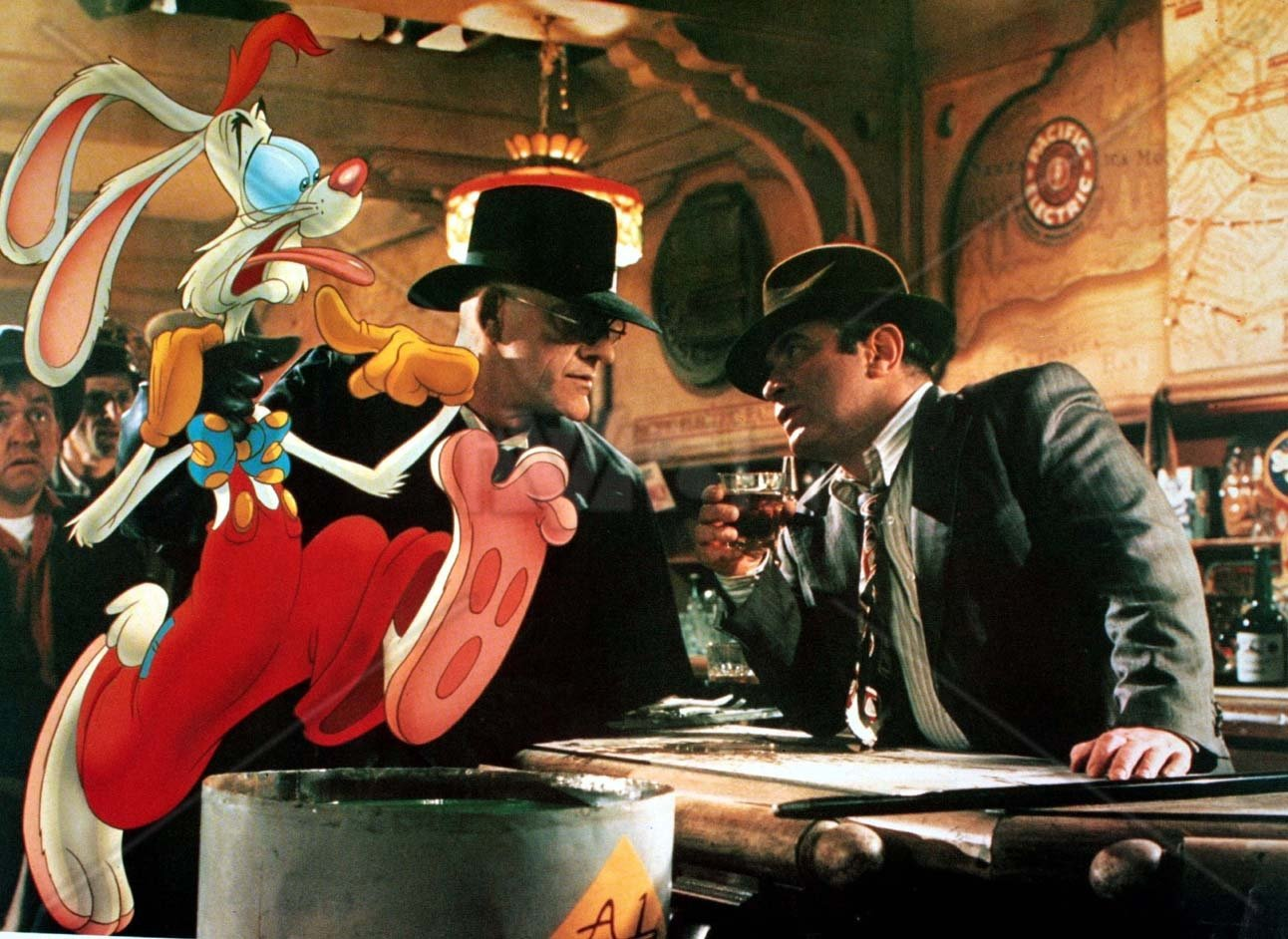 who framed roger rabbit post structuralism Who framed roger rabbit by big cartoon database is licensed under a creative commons attribution-noncommercial-sharealike 40 international license please help support bcdb with a donation or a subscription to the website.