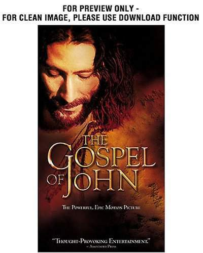 download the visual bible the gospel of john movie for