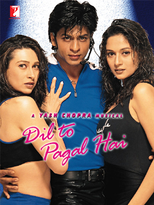 Watch Dil To Pagal Hai Online - Full Movie from 1997 - Yidio