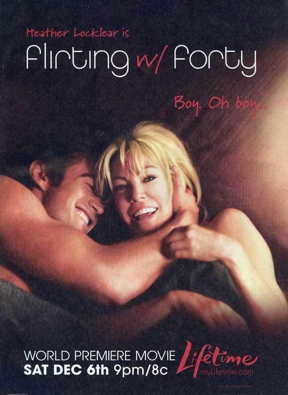 flirting with forty movie dvd 2017 hd