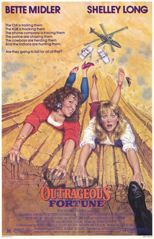 Download Outrageous Fortune Movie For Ipod Iphone Ipad In