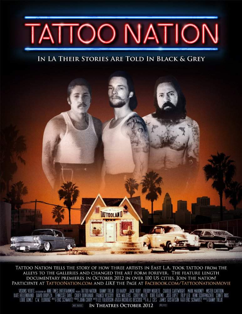 Download tattoo nation movie for ipod iphone ipad in hd for How to tattoo dvd