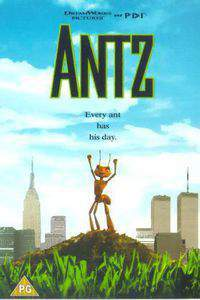 antz movie cover