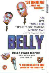 belly movie cover