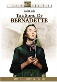 the_song_of_bernadette movie cover