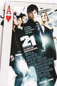 21 movie cover