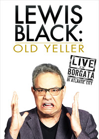 lewis_black_old_yeller_live_at_the_borgata movie cover