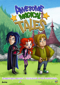 awesome_magical_tales_teenage_fairytale_dropouts movie cover