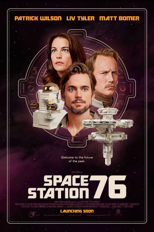 space station 76 cast - photo #2