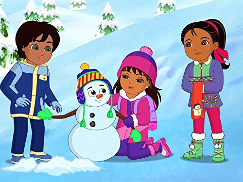 Download Dora and Friends: Into the City! series for iPod ...