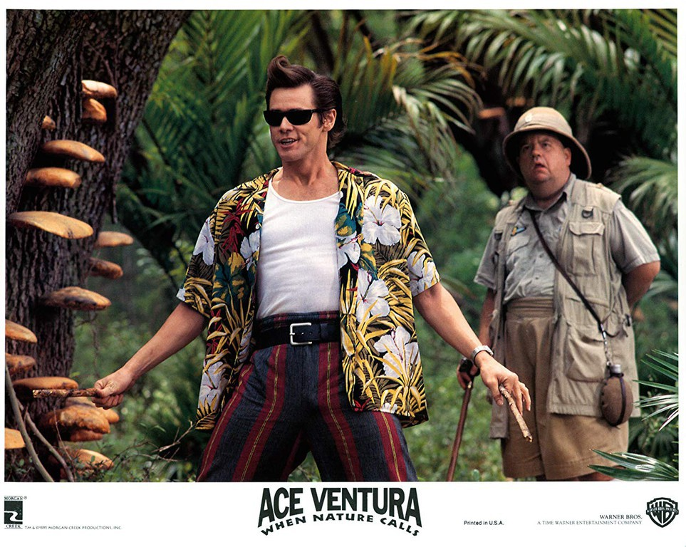 Ace Ventura: When Nature Calls (1995) - Where to Watch It