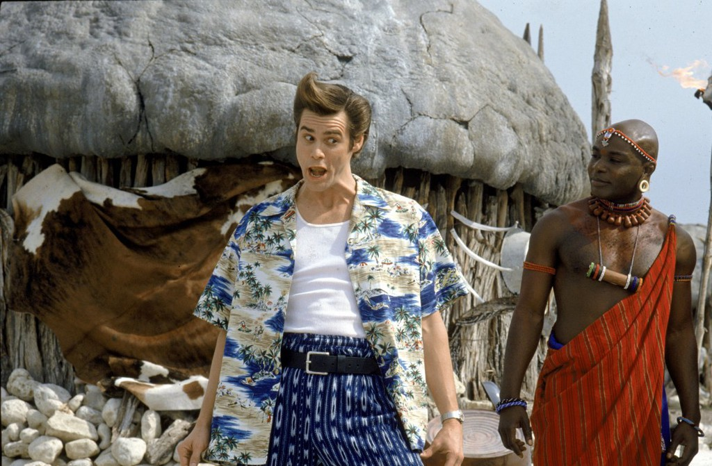Ace Ventura: When Nature Calls (1995)   Qwipster   Movie