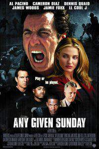any_given_sunday movie cover