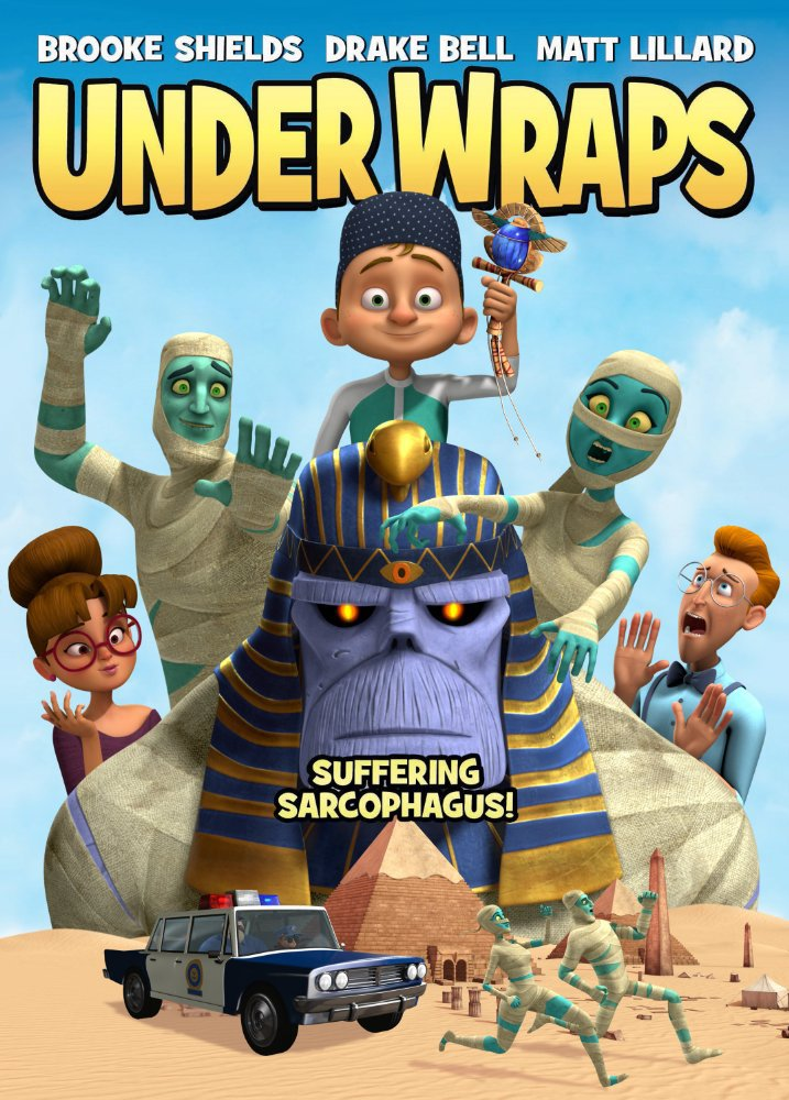 Download Under Wraps Movie For Ipod Iphone Ipad In Hd