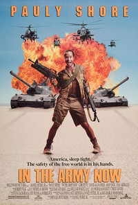 in_the_army_now movie cover