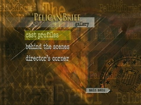 a review of the film the pelican brief Goltzius and the pelican company review – peter greenaway's modern court masque 3 / 5 stars 3 out of 5 stars  p eter greenaway's new film is an explicitly, almost pedantically erotic court .