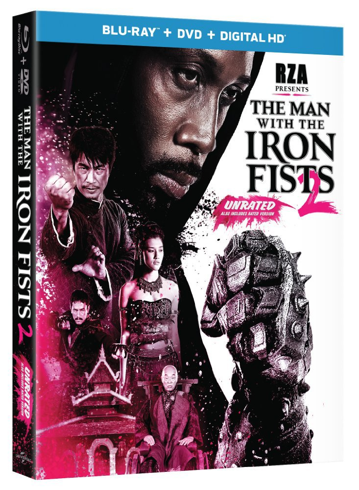 The man with the iron fists online