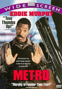 metro movie cover